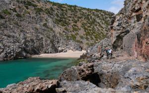 Spiaggia di Cala Domestica