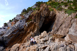 Grotta del Canal Grande di Nebida
