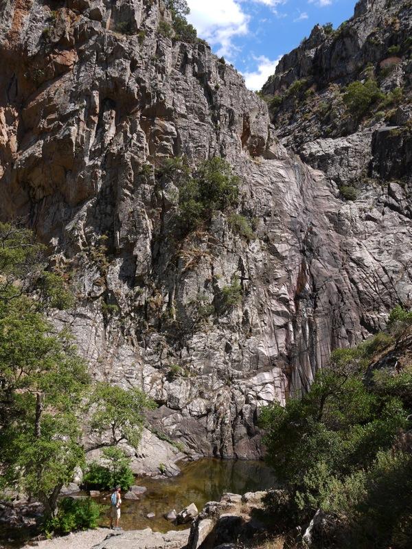Roccia Piscina Irgas