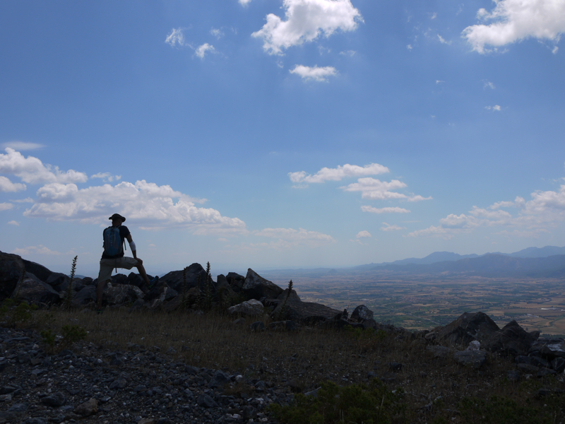 Panorama su Domusnovas