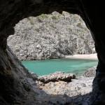 Grotta Spiaggetta Cala Domestica
