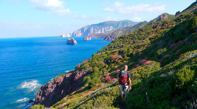 Trekking,  the beauty of Sulcis Iglesiente