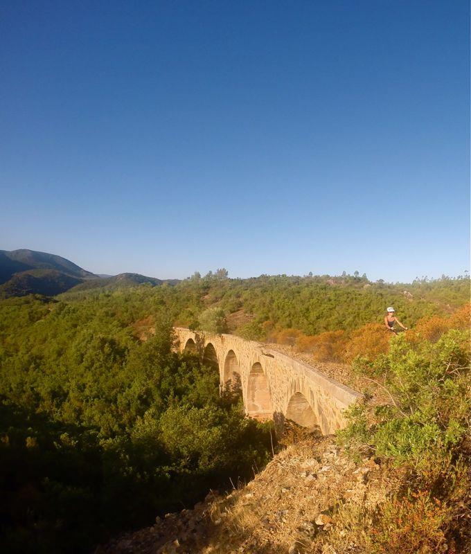 Viadotto della ferrovia
