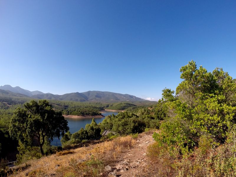 Lago di Bau Pressiu