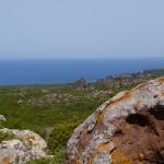 Paesaggio sul mare