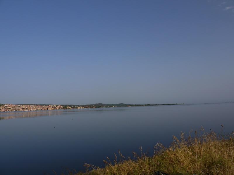 L'isola di Sant'Antioco prima del ponte