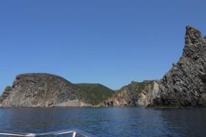 Buggerru - Masua in barca