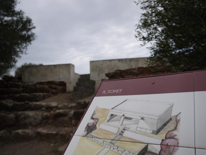 Il Tophet - Il cimitero dei bambini