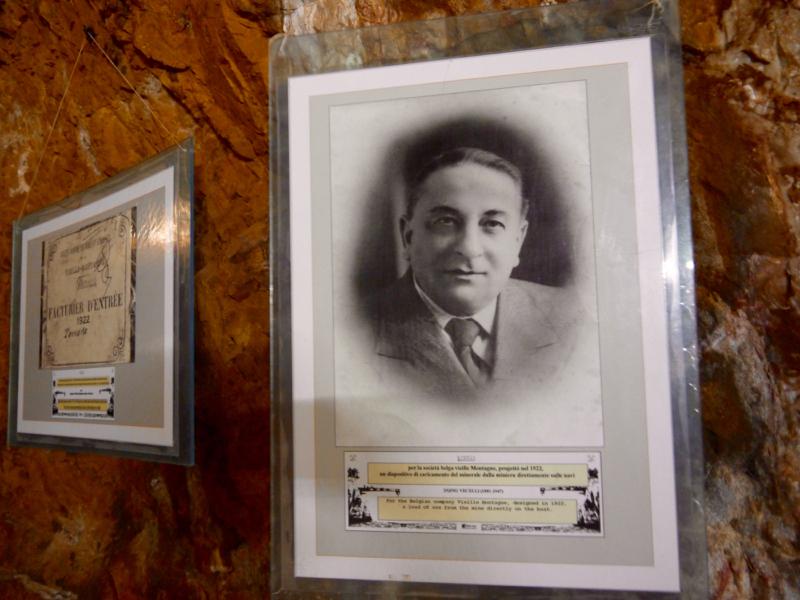 Cesare Vecelli, il brillante ingegnere che inventò Porto Flavia
