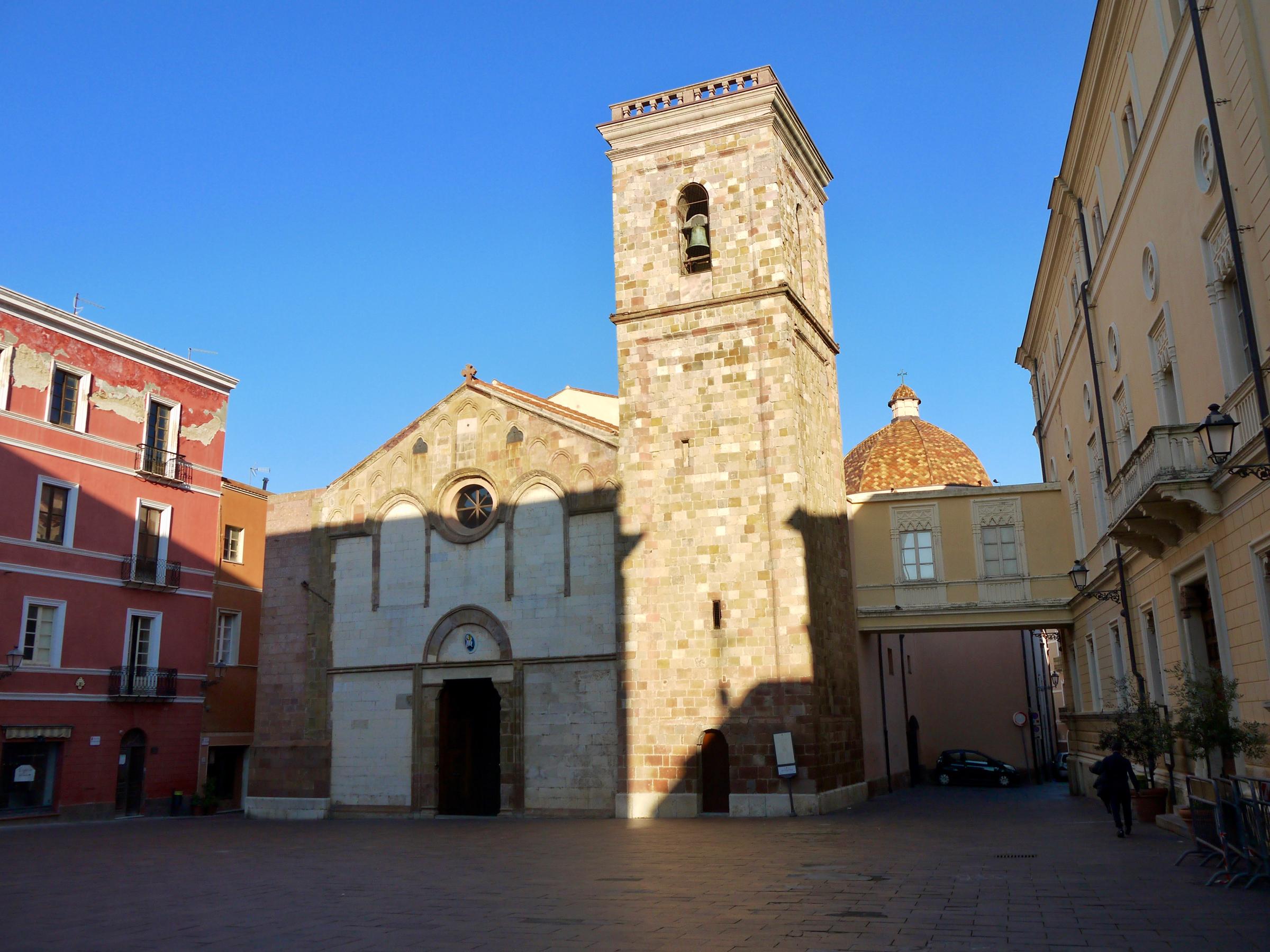 piazza municipio iglesias