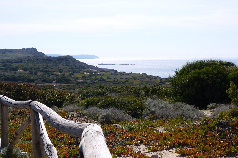 trekking portoscuso
