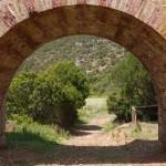 Vecchia ferrovia di Grugua