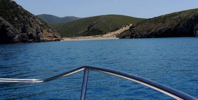 Mare nostrum of wonders: tour by boat Buggerru – Masua